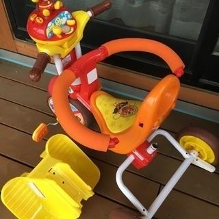 アンパンマン 三輪車 アドバンスGOOの画像