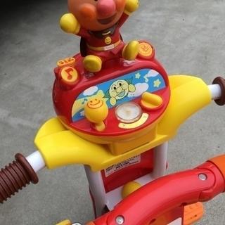 アンパンマン 三輪車 アドバンスGOO - おもちゃ