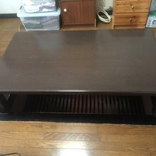 大建工業製掘りごたつ用テーブル・天板 -USED-
