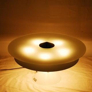 8973 ヤマギワ白熱灯器具 G1382 天井照明 5灯 ガラス...
