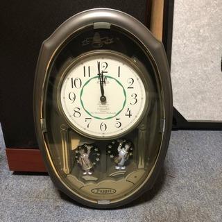 お取引中 からくり時計 ジャンク