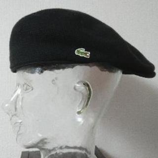 ハンチング帽 LACOSTE