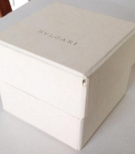 new style 6dfeb 9e0e4 【ブルガリ】指輪ケース&箱 2個セット (リビネイル) 吉田のアクセサリー《指輪》の中古・古着あげます・譲ります|ジモティーで不用品の処分