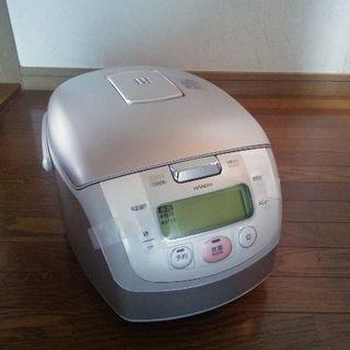 値下げします!新品未使用品 日立IH炊飯器 一升炊き