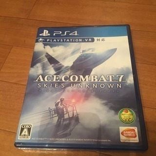 【値下げ】ps4 ACECOMBAT7 エースコンバット7