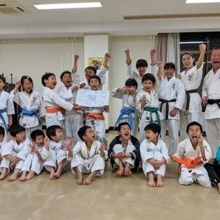 空手教室【打撃武道 我円】東京都北区王子 仲間募集中!!