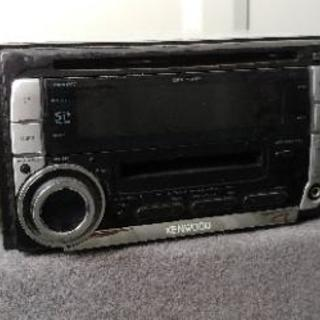 ケンウッド製CDMDカーオーディオDPX-50SD