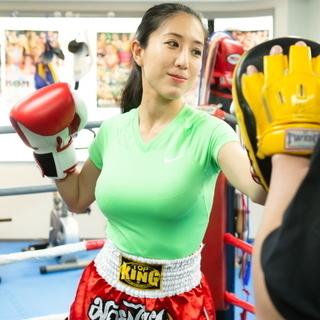 #久喜キックボクシング 『シェイプアップ会員募集』 久喜市で気軽...
