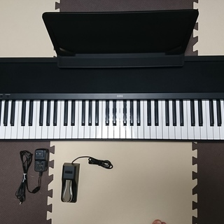 KORG B1  美品 88鍵 キーボード