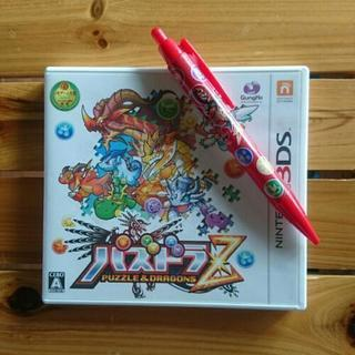 3DSソフト パズドラZ