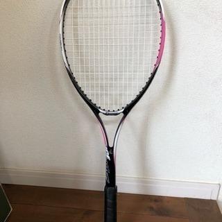 IGNIO 子供用硬式テニスラケット 685mm 小学校高学年用
