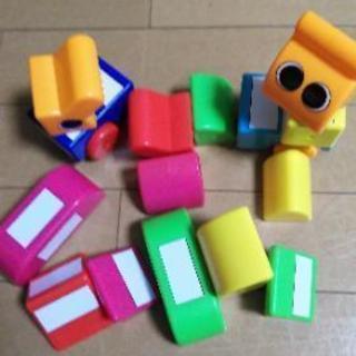 磁石のブロック
