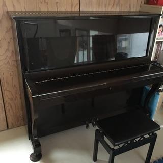ピアノ  アップライト  あげます