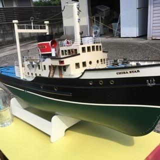 チバスター 蒸気船