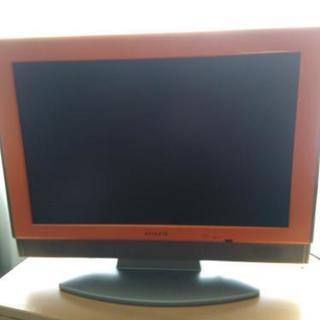 DXアンテナ19インチ液晶テレビ
