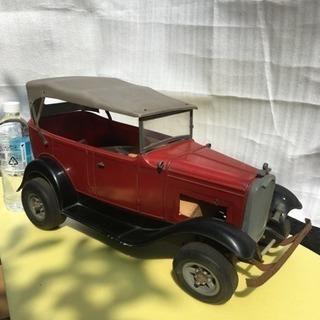 レトロ 車 模型