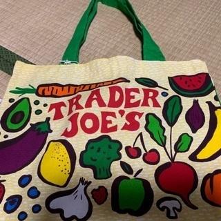Trader Joe's トレーダージョーズ トートバッグ フルーツ