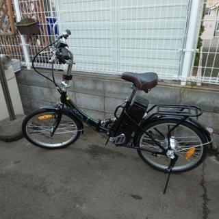 値下げしました‼️ほぼ新品電動自転車