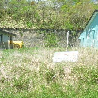 白老町北吉原668-180 温泉付き、上下水道有り 宅地225m2