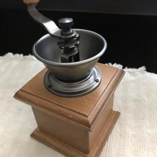 カリタ 手挽きコーヒーミル ミニミル - 生活雑貨