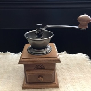 カリタ 手挽きコーヒーミル ミニミルの画像