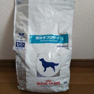 犬用食事療法食ロイヤルカナン低分子プロテイン