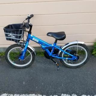 🌟(K)JEEP子供用自転車(税込み)