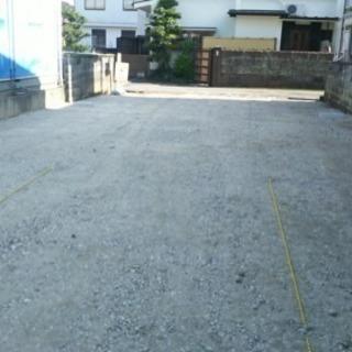 北大垣駅徒歩3分月極め駐車場