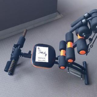【売り切れました】ワンダーコアみたいなトレーニング健康器具(笑)