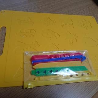 粘土板と用具セット