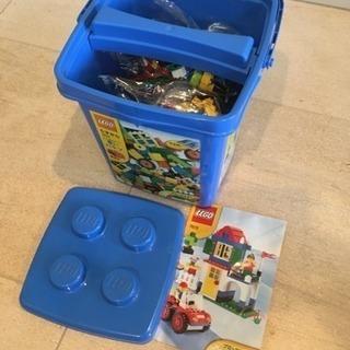 レゴ基本セット 青いバケツ