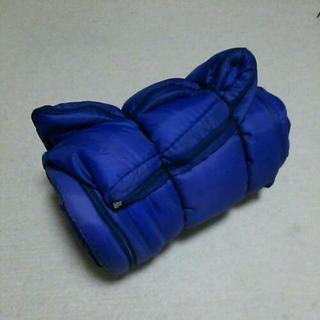 シェラフ(寝袋)