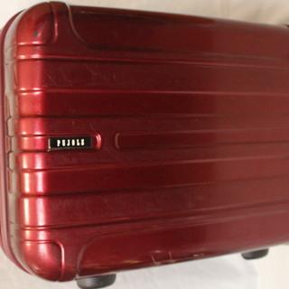 ACE製 スーツケース 中型 ワインレッド
