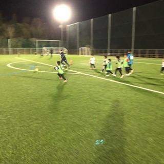 幼児、小学生、親子 サッカー フットサル メンバー募集