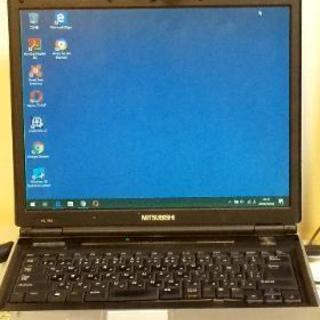 ノートパソコンWin10 Core2Duo 2GB/240GB