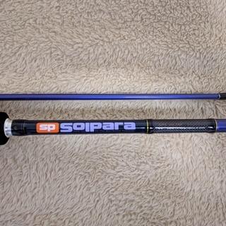 釣竿 メジャークラフト ソルパラ シーバス SPS-962M