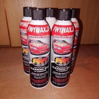 FW1カーワックス