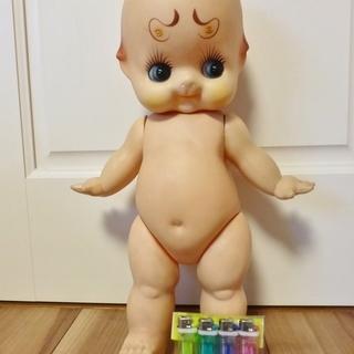 昭和レトロ キューピー人形 ①