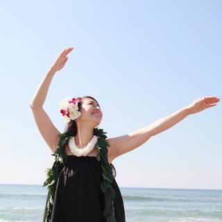 ☆☆鎌倉 フラダンス教室 Leihiwa 平日夜クラス生徒募集