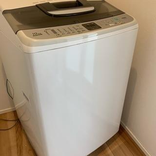 【受渡し者決定】10Kg SANYO洗濯機2009年式
