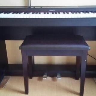 電子ピアノ 取りに来て頂ける方