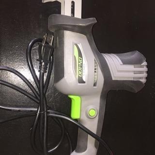 【取引完了】DIY用 電気のこぎり 高儀 DN-100