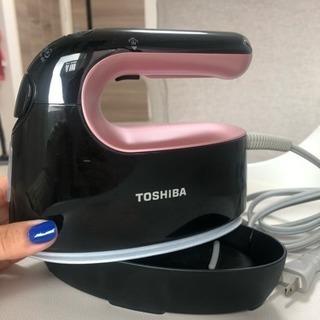 TOSHIBA スチームアイロン