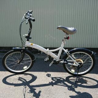 【↓値下げ↓】☆折りたたみ自転車☆