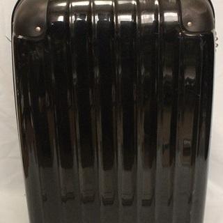 黒色 スーツケース 難あり