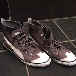 プーマ スニーカー ハイカット ミッドカット メンズ 靴