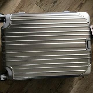 値下げしました♪5/11で締切予定★未使用★スーツケース 機内持...