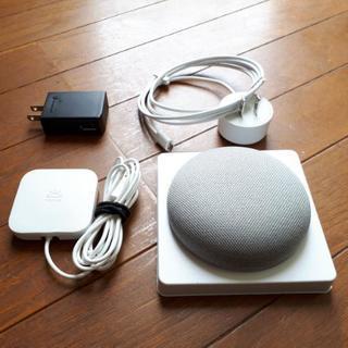Nature Remo mini & Google Home Mini