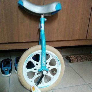 14インチ 一輪車