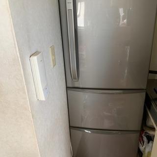 大型冷蔵庫東芝339L